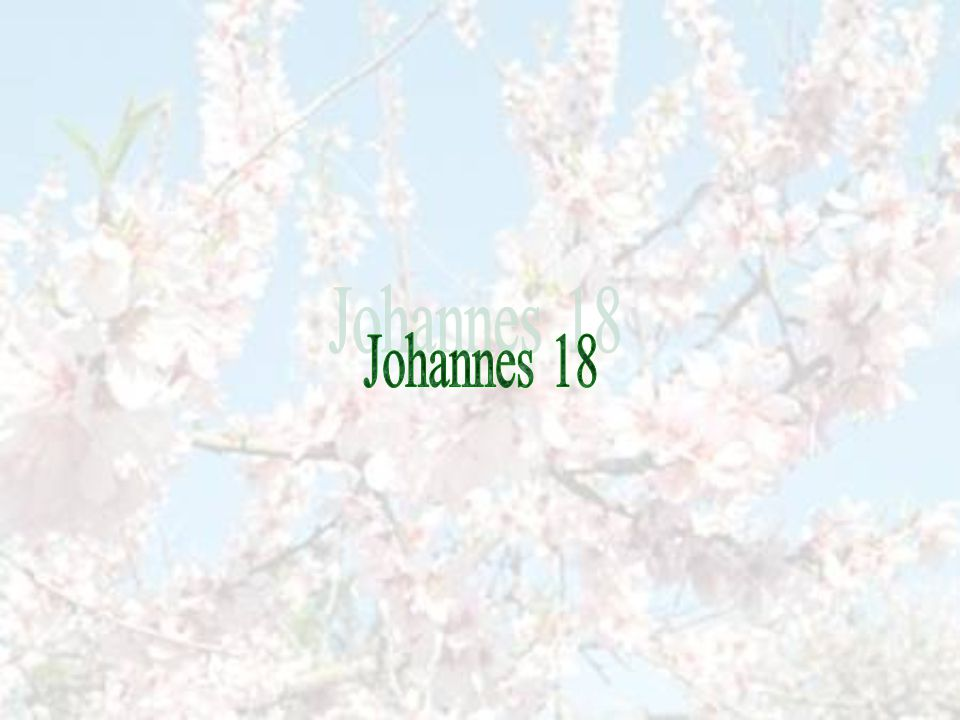 Johannes 18