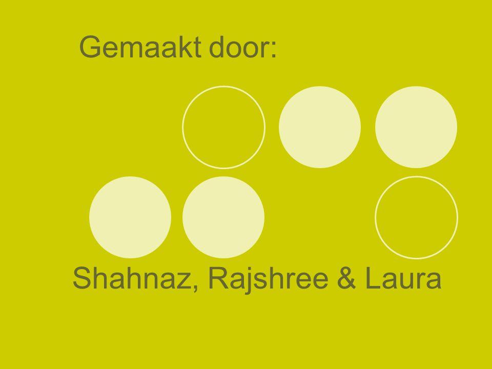 Shahnaz, Rajshree & Laura