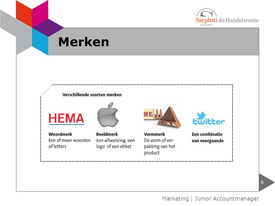 Merken Marketing | Junior Accountmanager