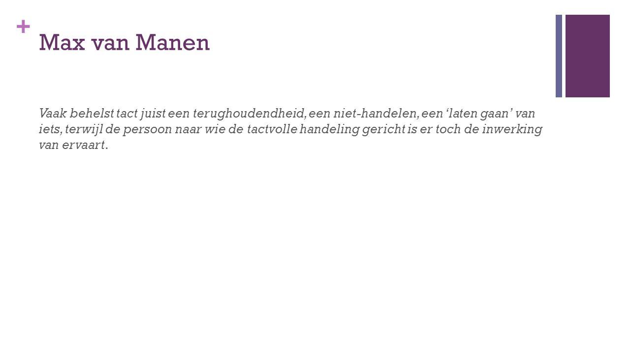 Max van Manen