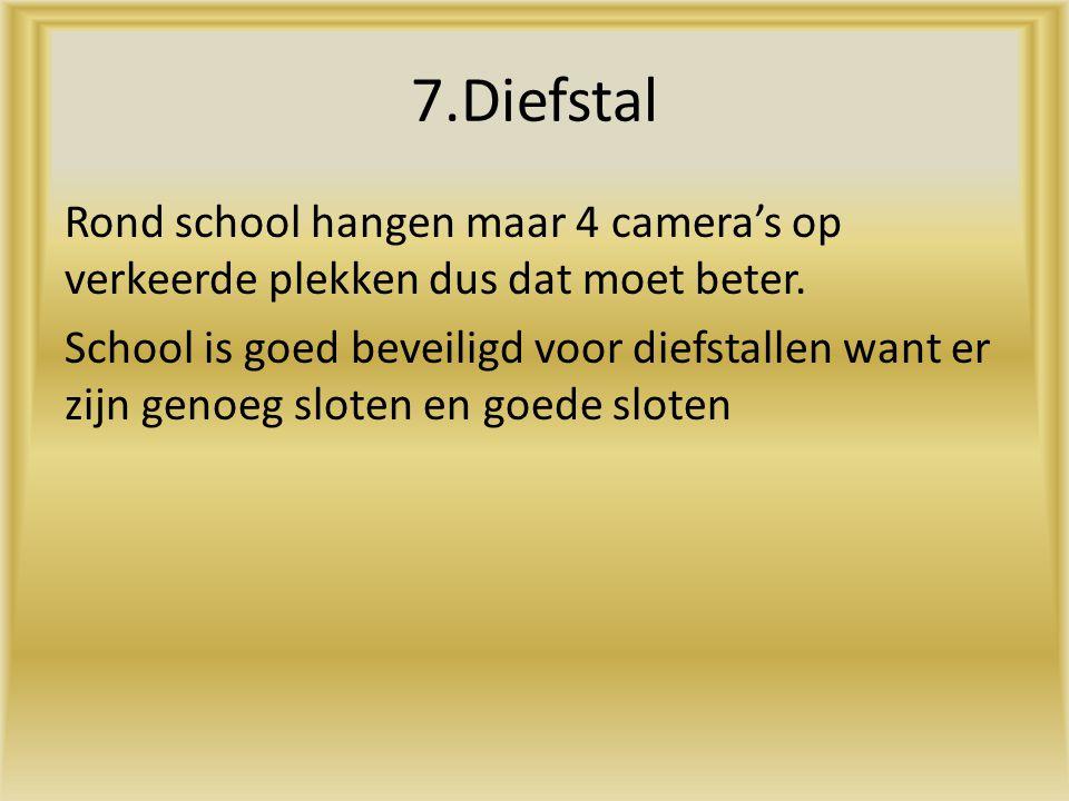 7.Diefstal