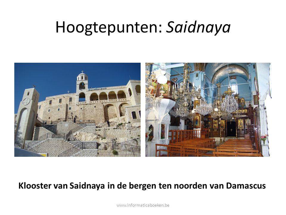 Hoogtepunten: Saidnaya