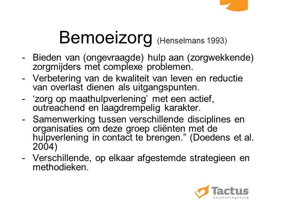 Bemoeizorg (Henselmans 1993)
