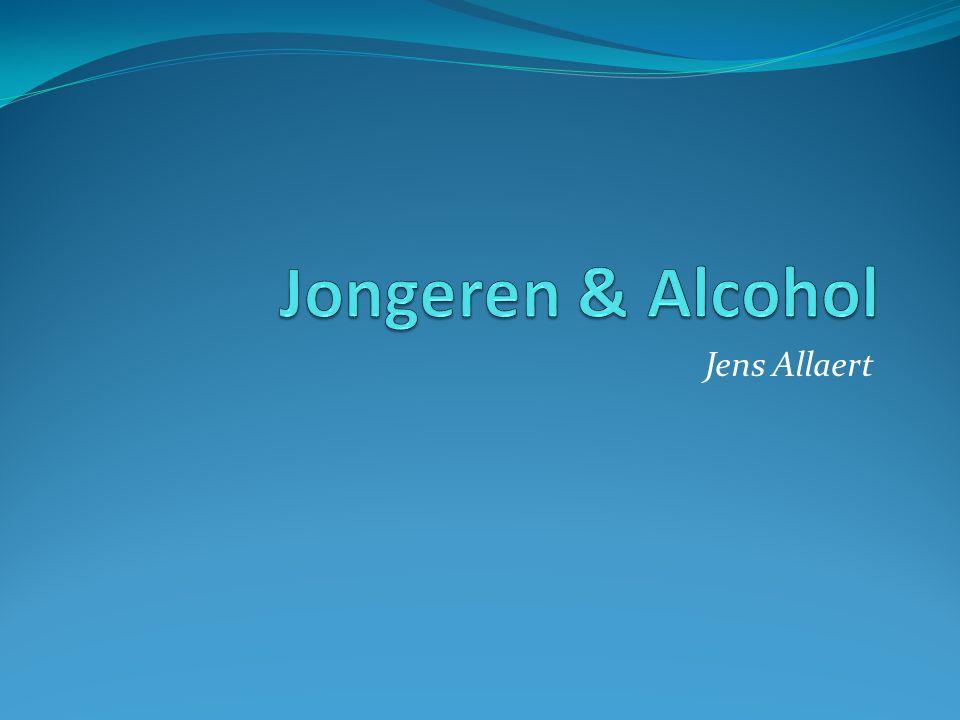 Jongeren & Alcohol Jens Allaert