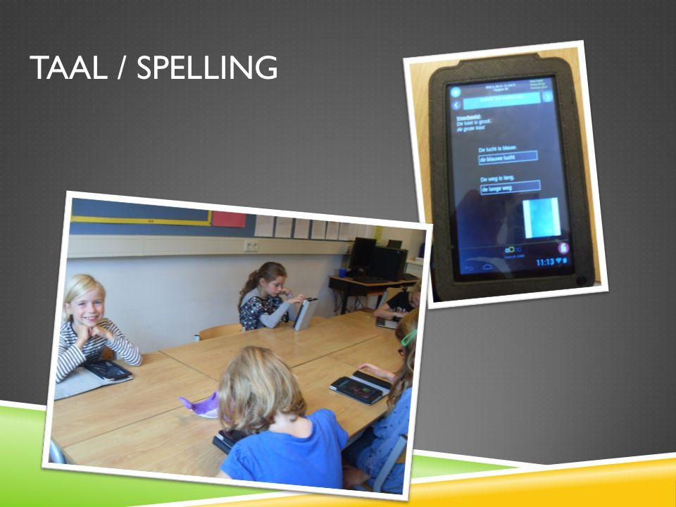Taal / spelling