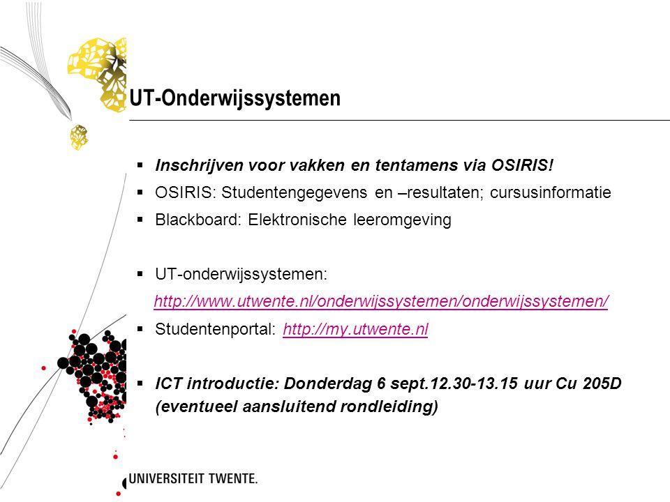 UT-Onderwijssystemen