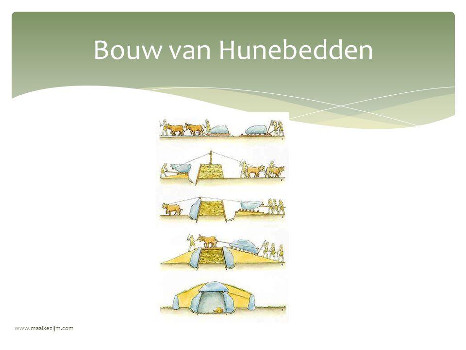 Bouw van Hunebedden www.maaikezijm.com