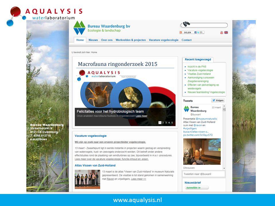 www.aqualysis.nl