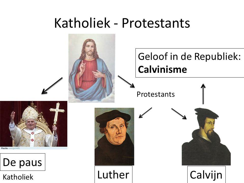 Katholiek - Protestants