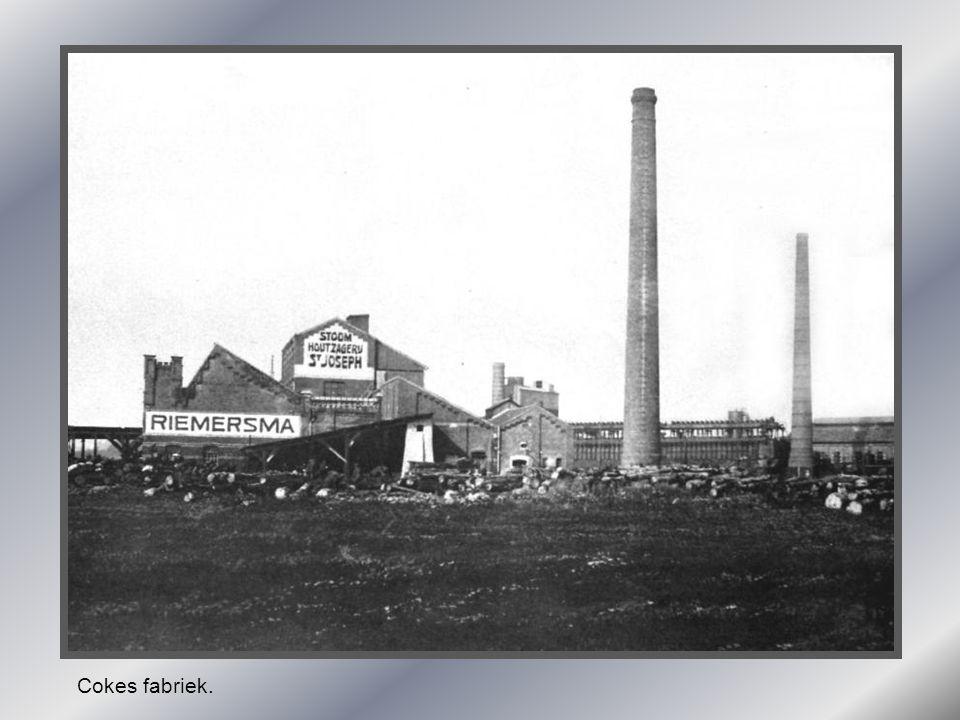 Cokes fabriek.