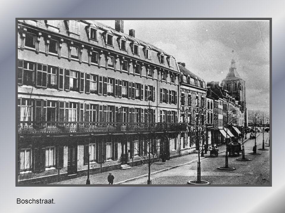 Boschstraat.
