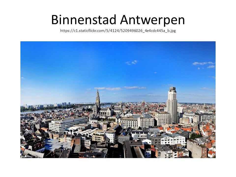 Binnenstad Antwerpen https://c1. staticflickr