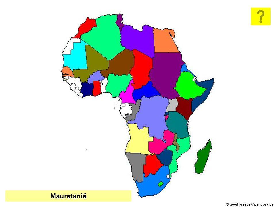 Mauretanië