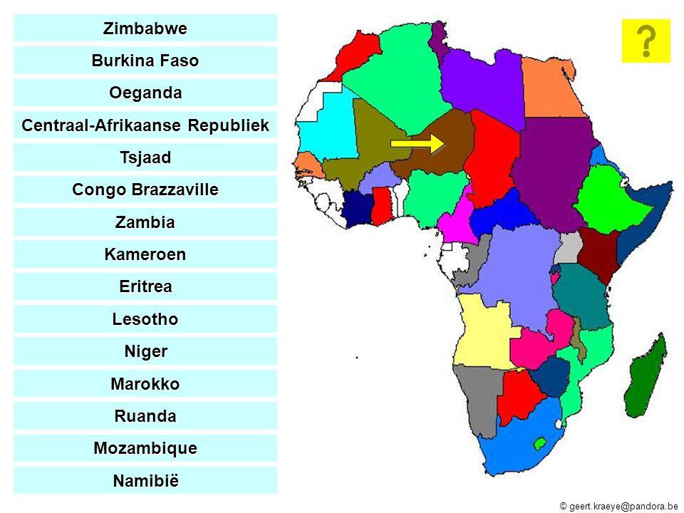 Centraal-Afrikaanse Republiek
