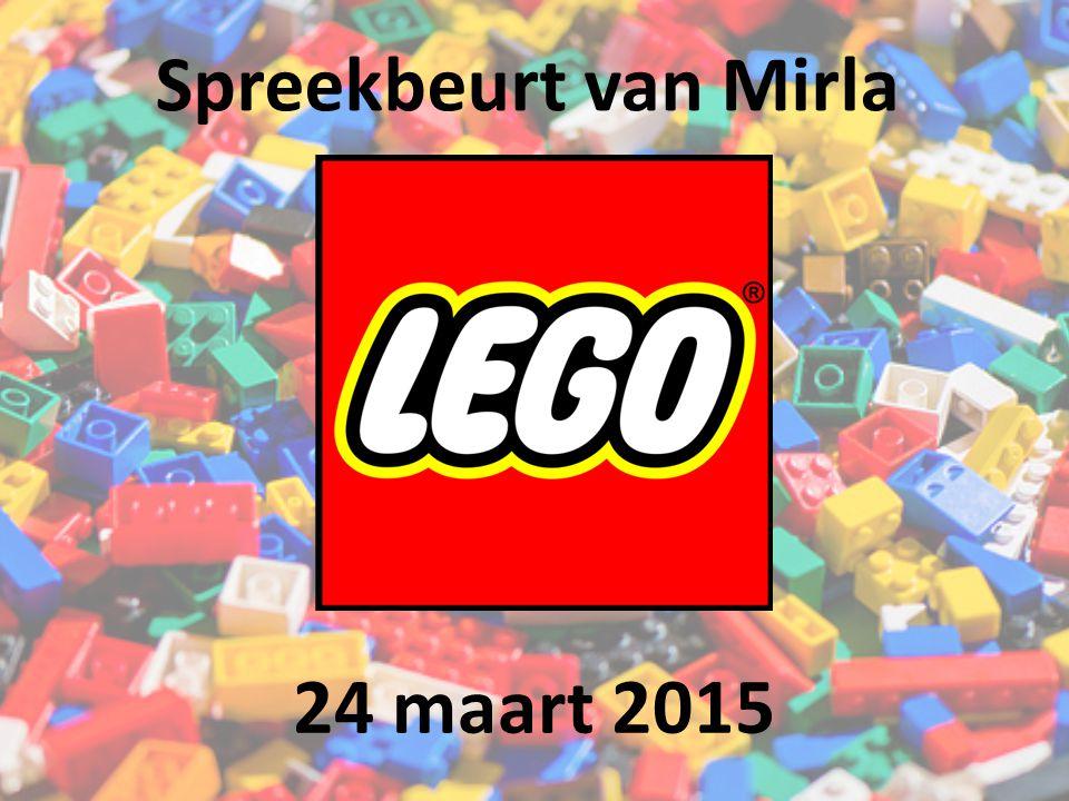 Spreekbeurt van Mirla 24 maart 2015