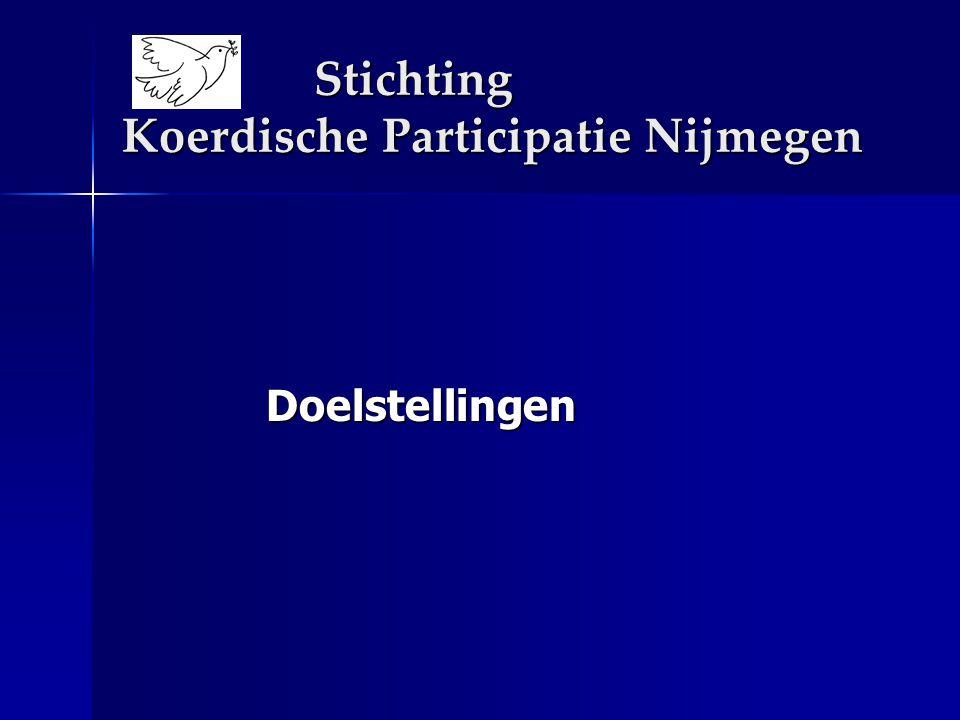 Stichting Koerdische Participatie Nijmegen