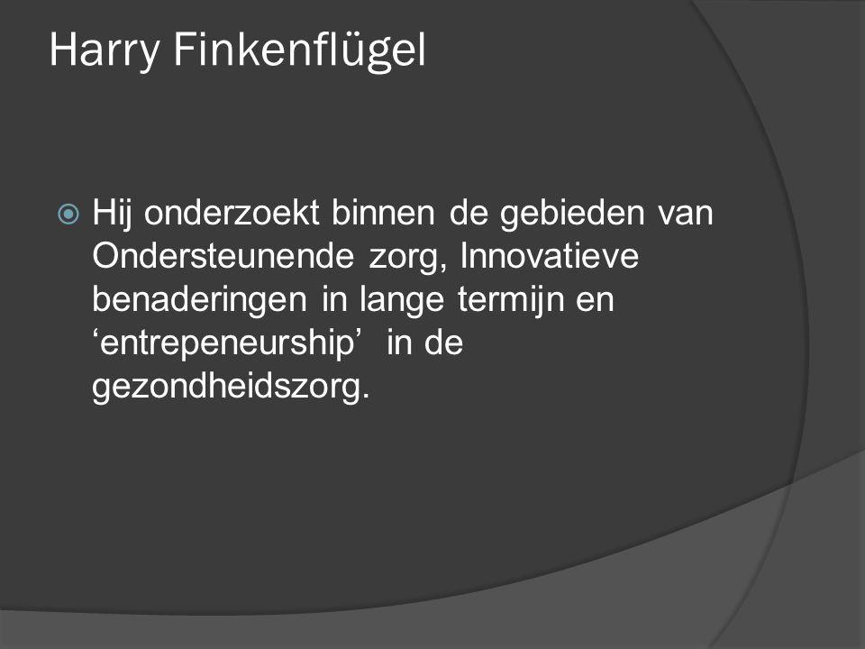 Harry Finkenflügel