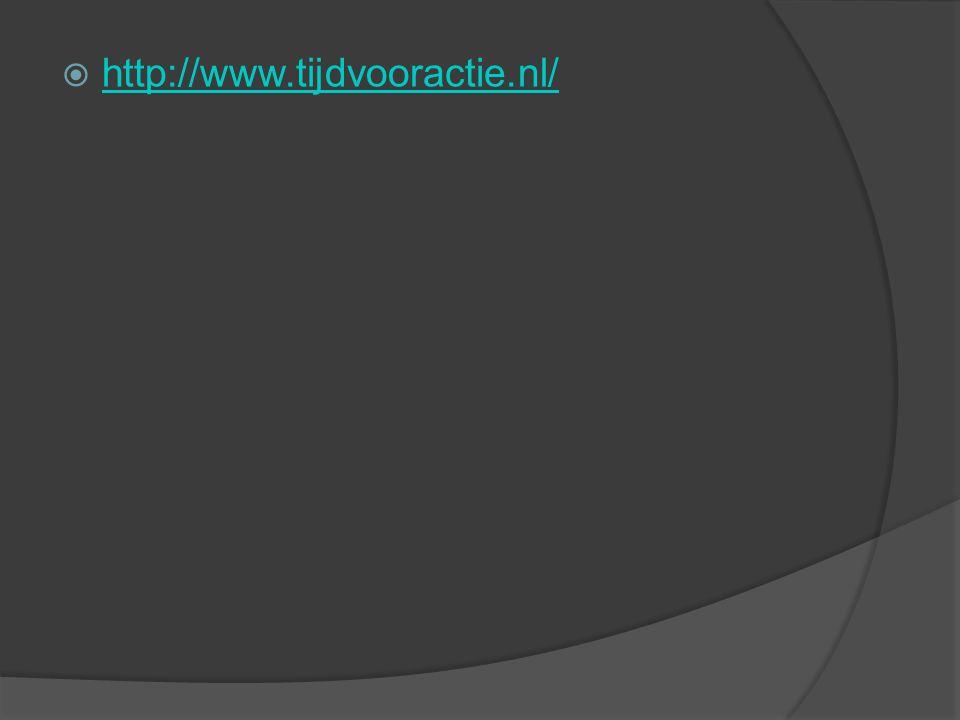 http://www.tijdvooractie.nl/