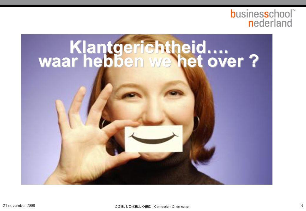 Wie is de meest klantgerichte onderneming van Nederland