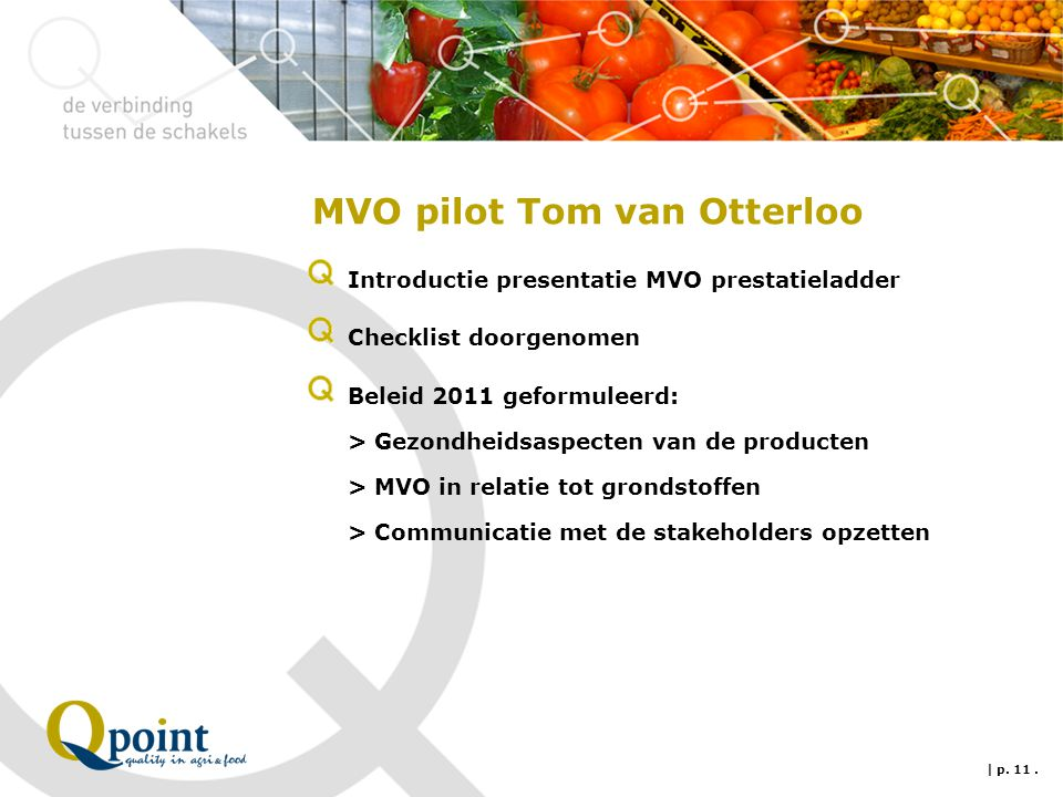 MVO pilot Tom van Otterloo