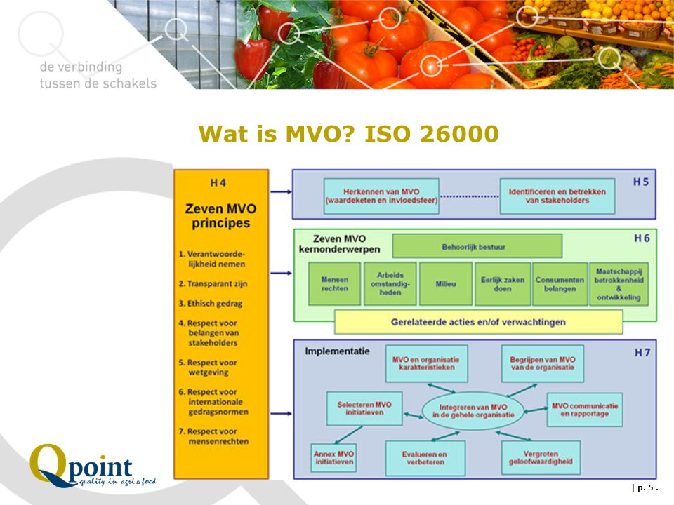Wat is MVO ISO 26000 | p. 5 .