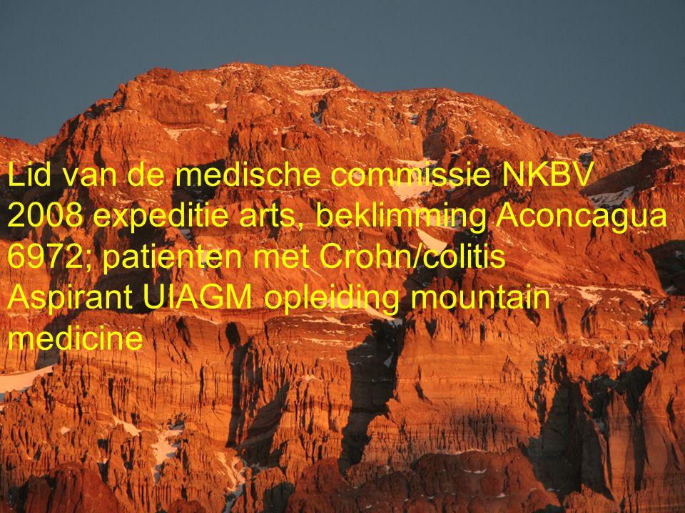 Lid van de medische commissie NKBV