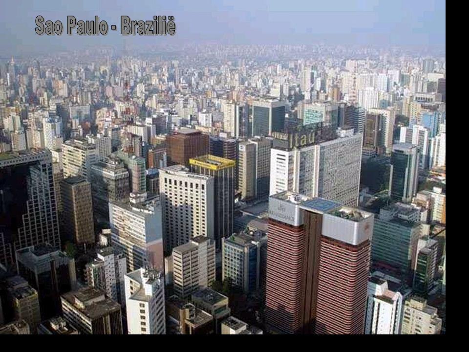 Sao Paulo - Brazilië