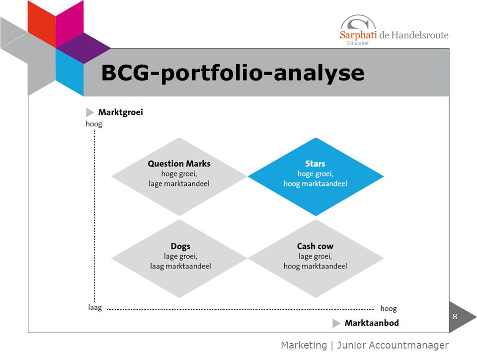 BCG-portfolio-analyse