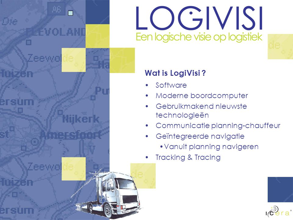 Wat is LogiVisi Software Moderne boordcomputer