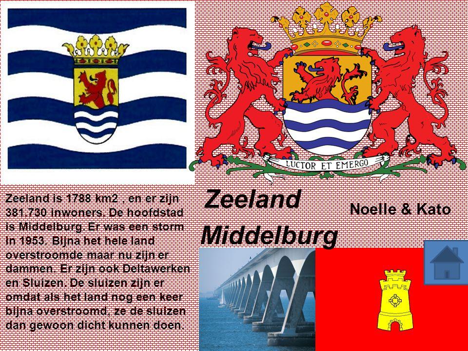 Zeeland Middelburg Noelle & Kato