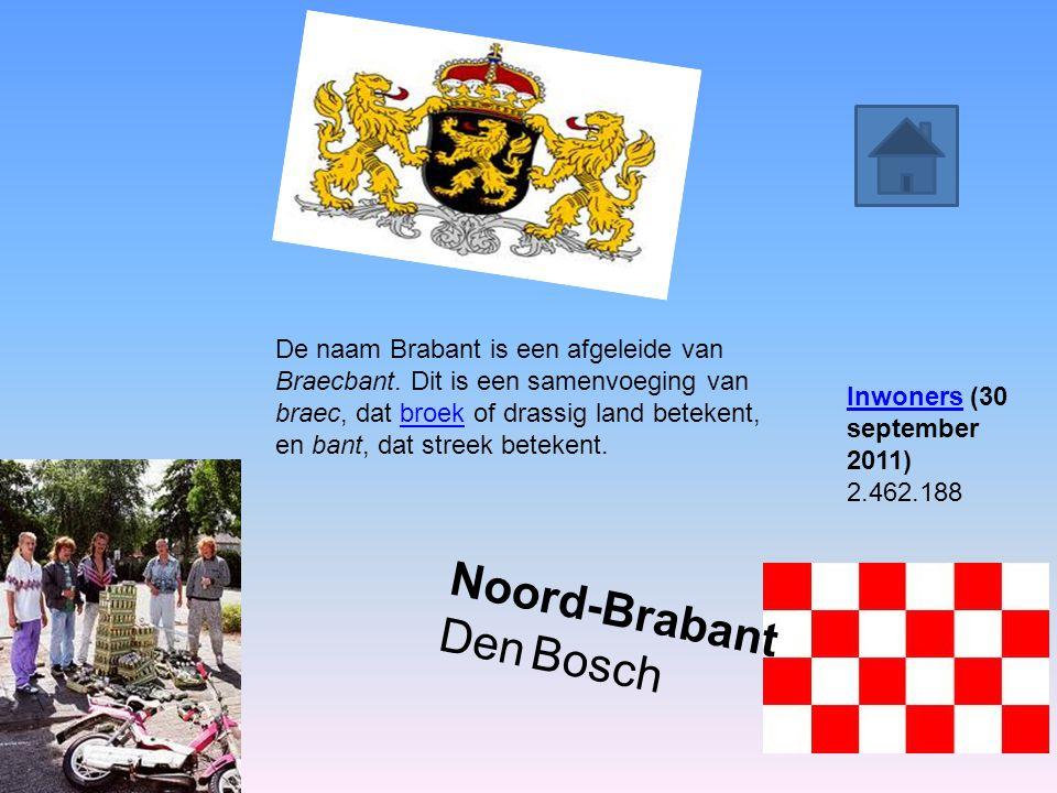 Noord-Brabant Den Bosch