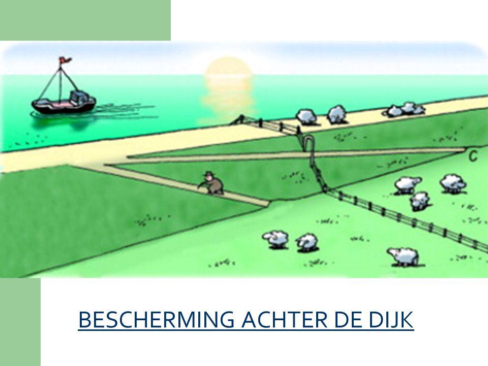 BESCHERMING ACHTER DE DIJK