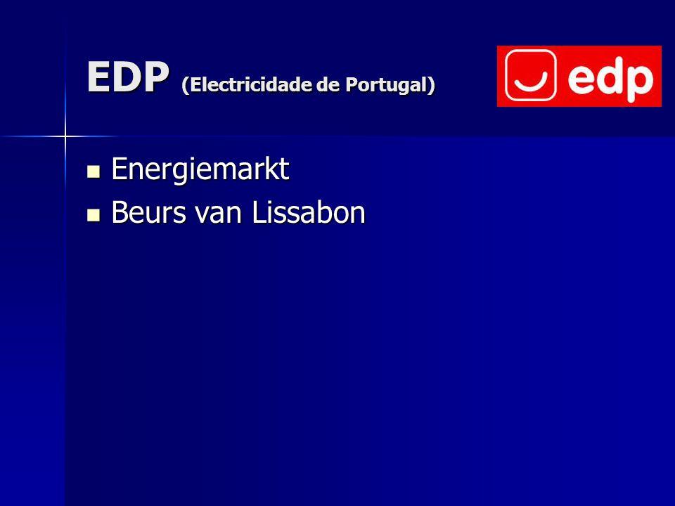 EDP (Electricidade de Portugal)