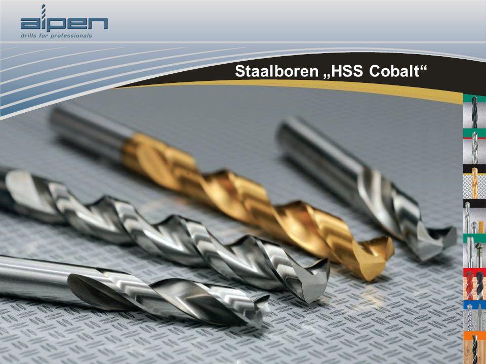 """Staalboren """"HSS Cobalt"""