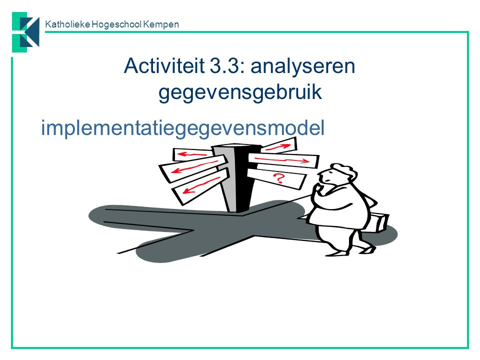 Activiteit 3.3: analyseren gegevensgebruik