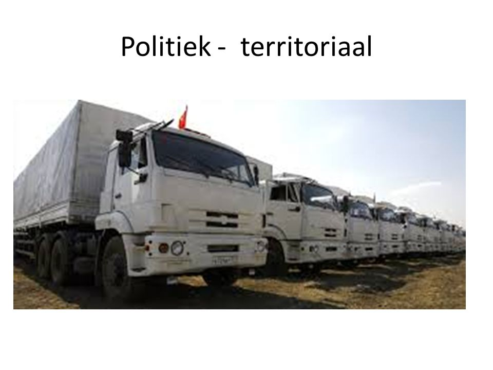 Politiek - territoriaal