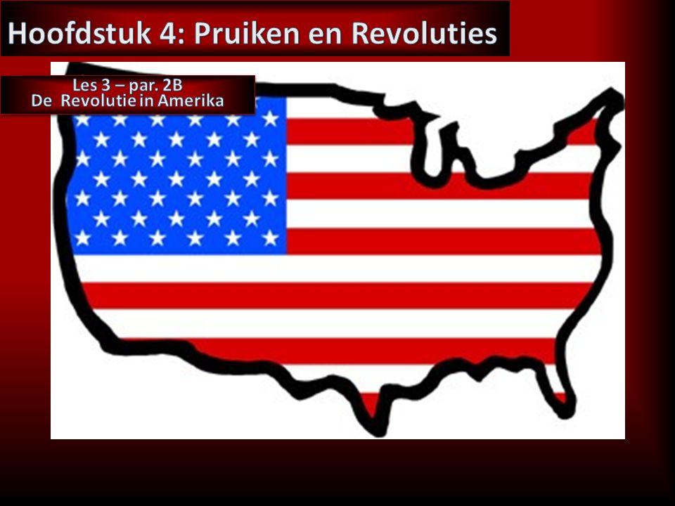 Hoofdstuk 4: Pruiken en Revoluties