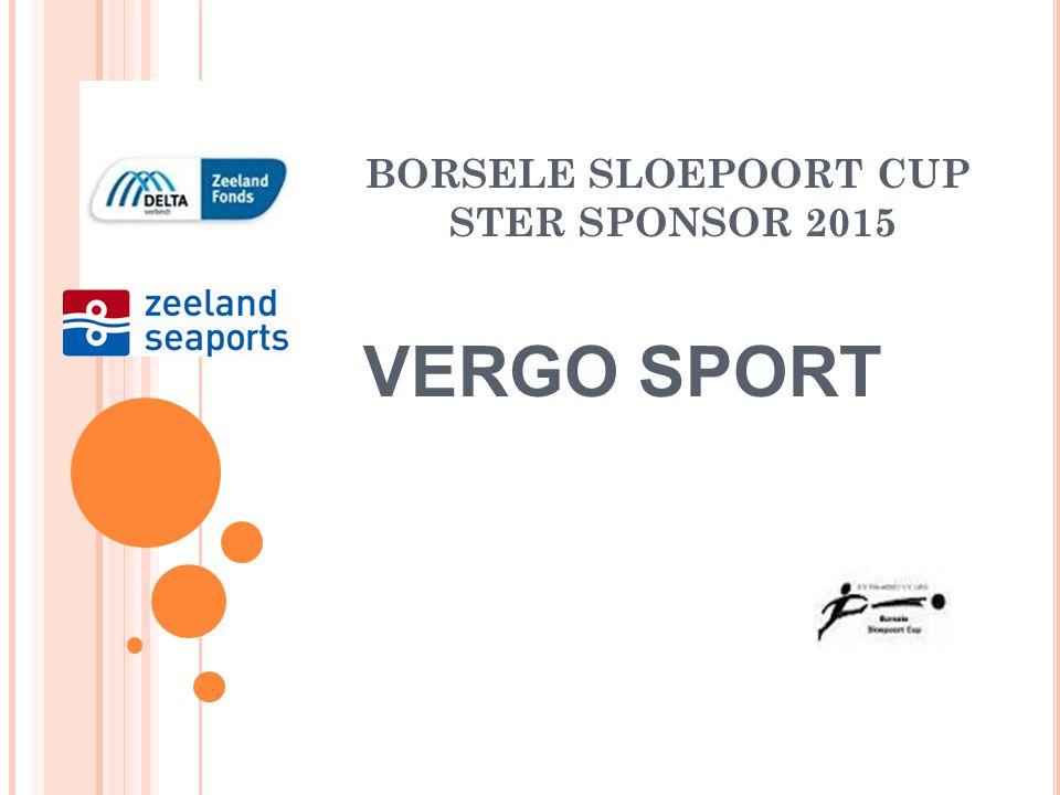 BORSELE SLOEPOORT CUP STER SPONSOR 2015