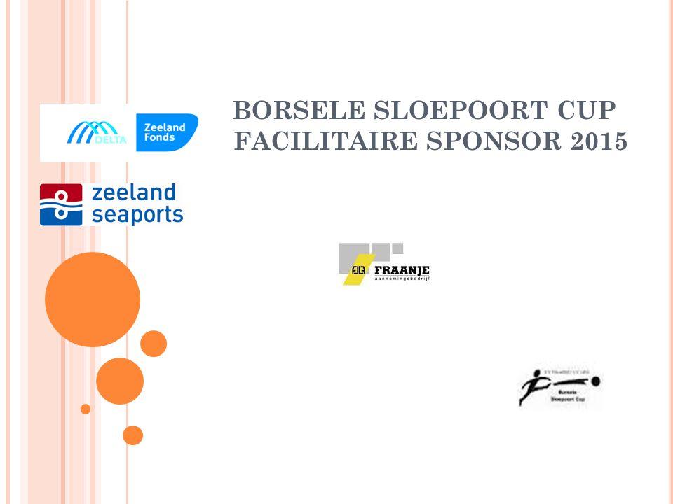 BORSELE SLOEPOORT CUP FACILITAIRE SPONSOR 2015