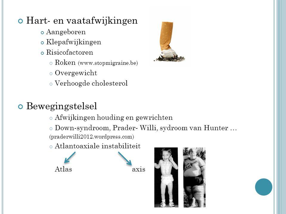 Hart- en vaatafwijkingen
