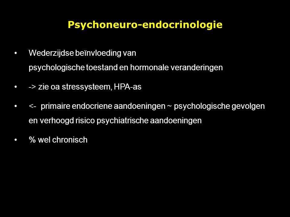Psychoneuro-endocrinologie