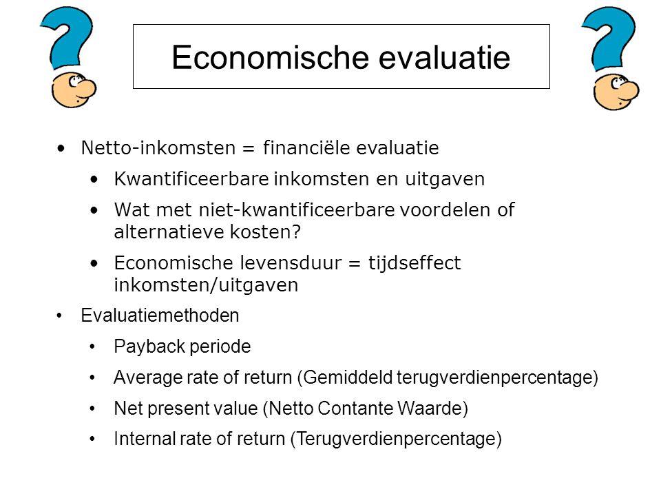 Economische evaluatie
