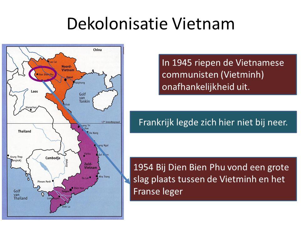 Dekolonisatie Vietnam