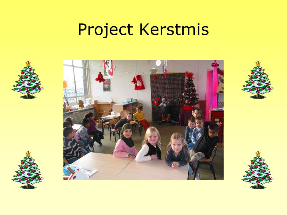 Project Kerstmis