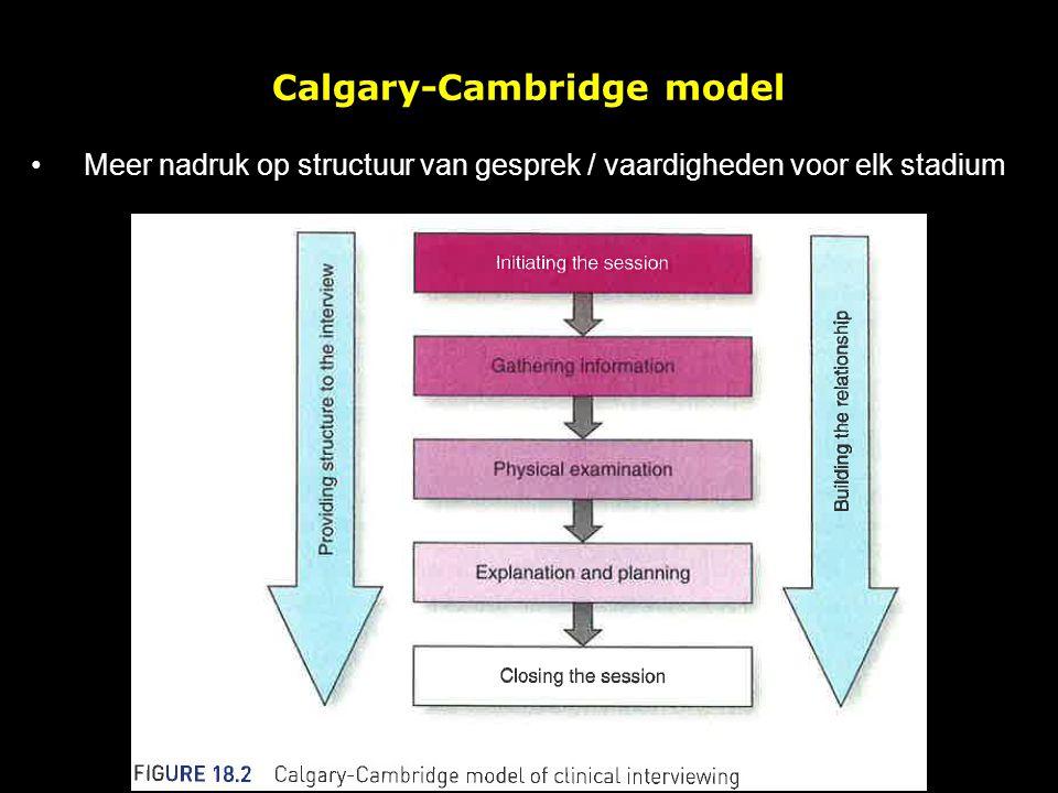 Calgary-Cambridge model