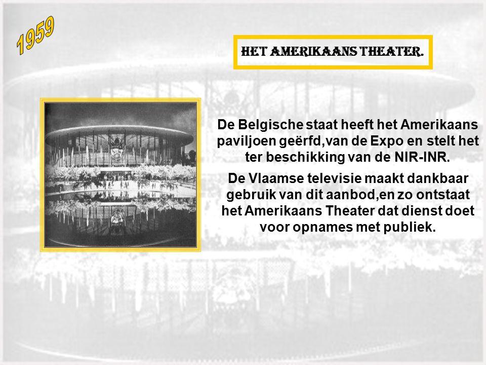 Het Amerikaans Theater.