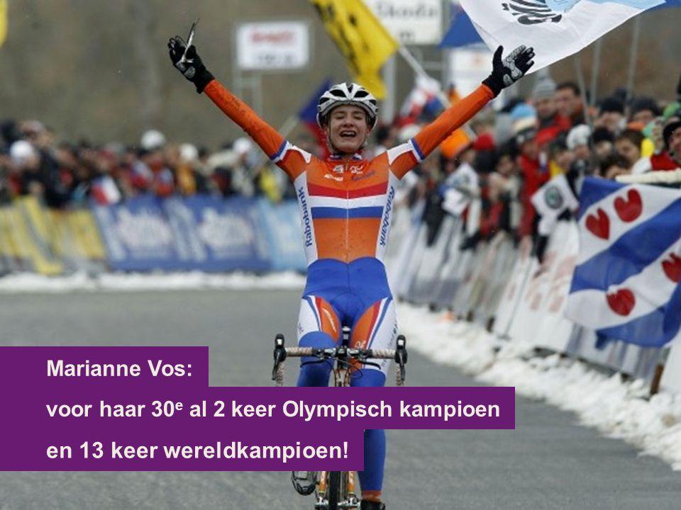 en 13 keer wereldkampioen!