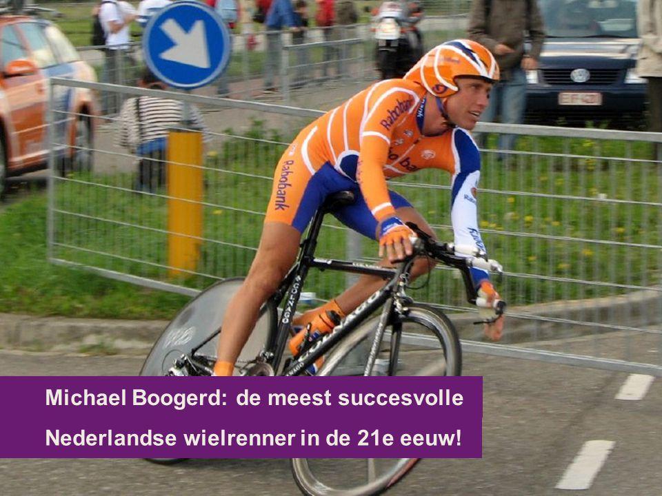 Nederlandse wielrenner in de 21e eeuw!