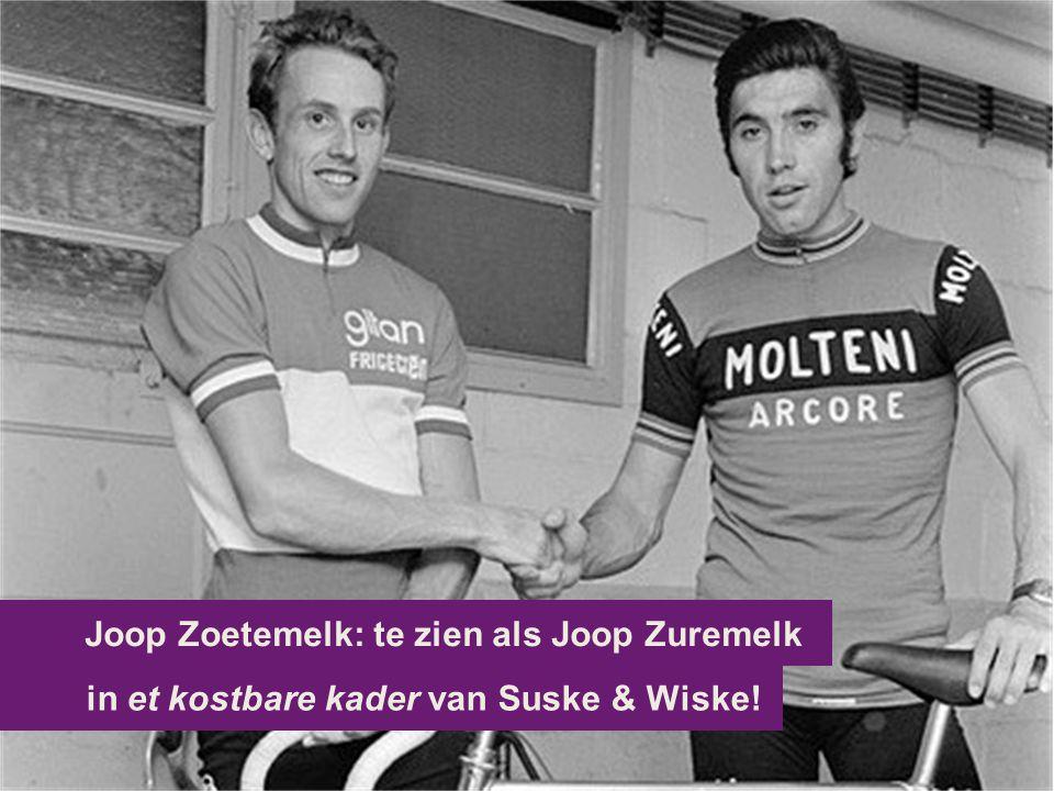 in et kostbare kader van Suske & Wiske!