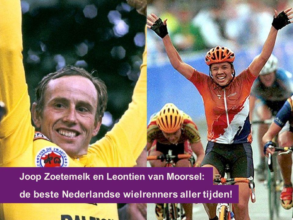 de beste Nederlandse wielrenners aller tijden!